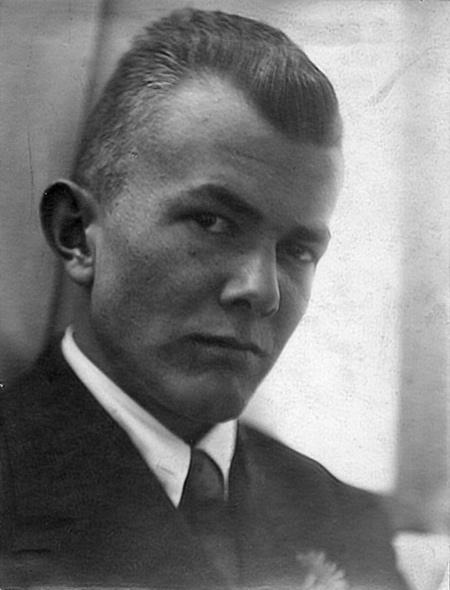 Portrait Ausbildung Joseph Mader