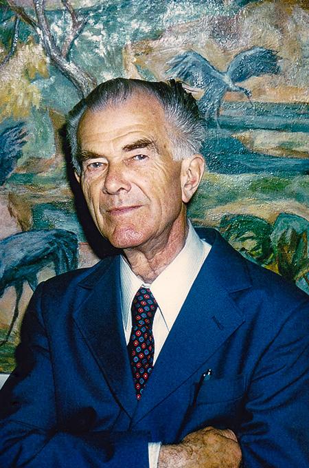 Portrait Letzte Jahre Joseph Mader