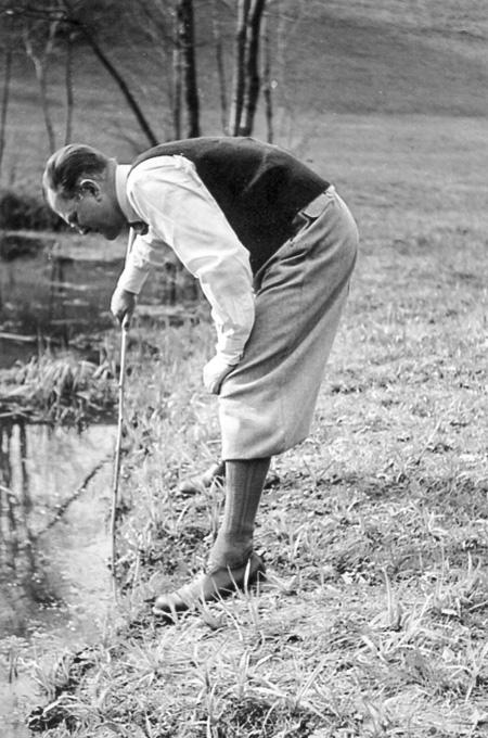 Wasser Stock Joseph Mader