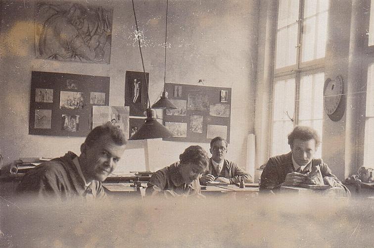 Studium Kölner Werkschulen Klasse Riemerschmid
