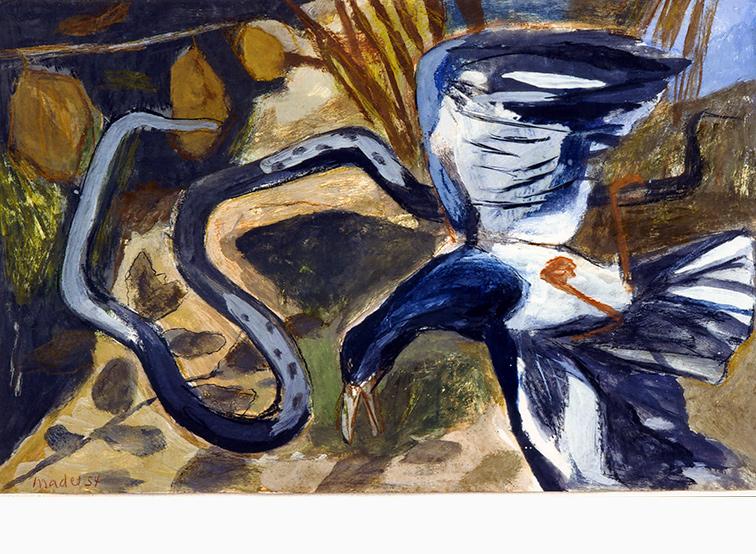 Schlange Natur Joseph Mader