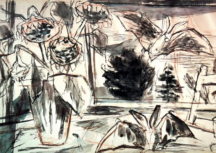 Fledermäuse Nachkriegszeit Joseph Mader